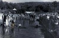 День Нептуна в пионер лагере 'Зорька'