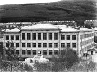 Школа №7 в г. Южно-Сахалинск