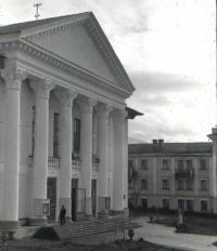 Дом Культуры в г. Холмск