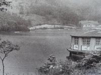 Вид на турбазу 'Озеро Верхнее', ресторан, клуб.