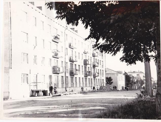 Жилой дом №74 по улице Ленина в г. Чехов