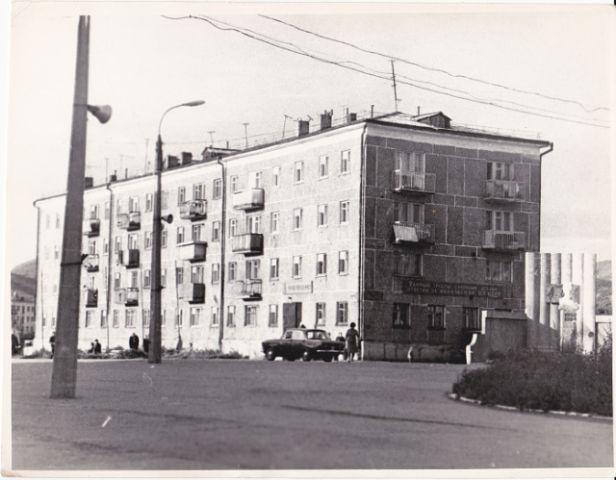Жилой дом №2 по ул. Вокзальной, г. Чехов