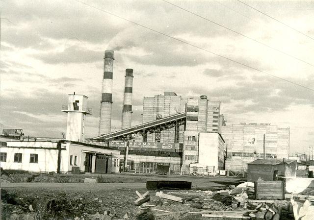 Сахалинская ГРЭС п. Лермонтовка