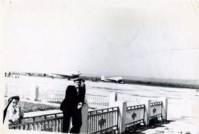 Взлетная полоса аэропорта Большая Елань г. Южно-Сахалинск
