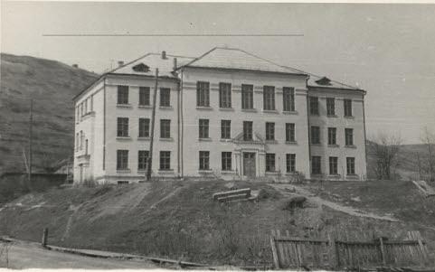 Школа №3 п. Шахтерск