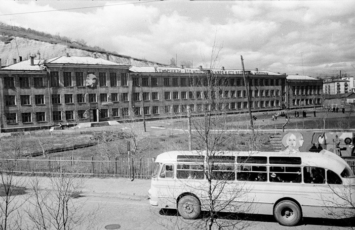 Средняя образовательная школа №1 г. Корсаков