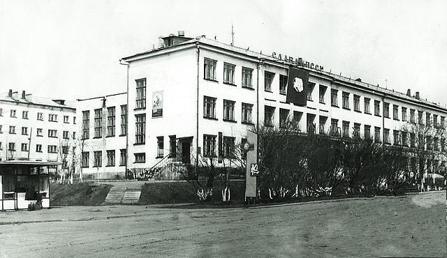 Медицинское училище, ул. Дзержинского.