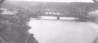 Красный мост в г. Александровск-Сахалинске