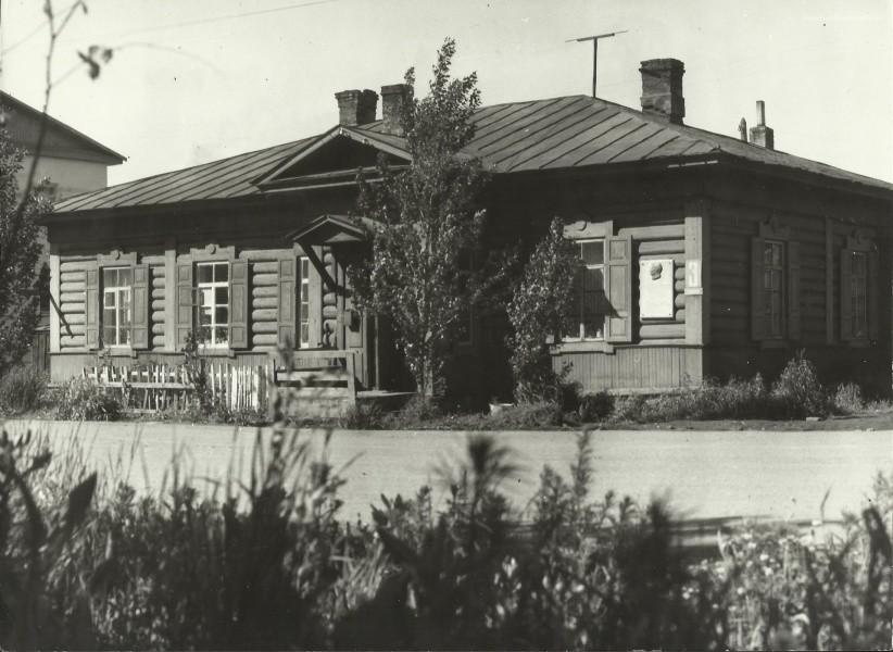 Дом А.Т. Цапко г. Александровске-Сахалинском. Построен в 1915 г.