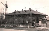 Дом по улице Дзержинского. Александровск-Сахалинский