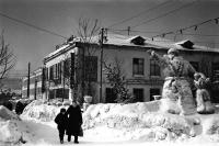 Универмаг в г. Александровск-Сахалинске