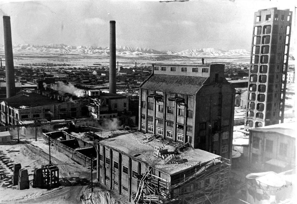 Производственный комбинат «Сахалинбумпром» г. Южно-Сахалинск