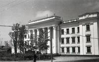 Здание Сахалинрыбпрома г. Южно-Сахалинск