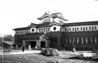 Территория Сахалинского краеведческого музея