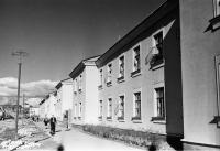 Жилые дома на улице Советской в г. Корсаков