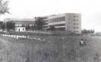 Здание морского училища им. Т.Б. Гуженко г. Холмск