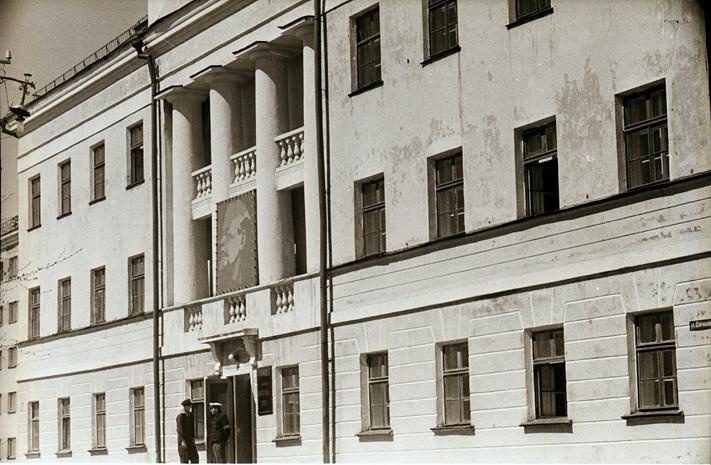 Мореходная школа г. Корсаков