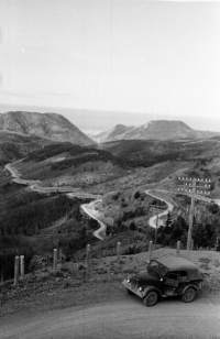 На Холмском перевале