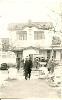 Железнодорожный вокзал г. Поронайска
