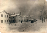 Улица Советская, дома №87, 89 и 91. Первый дом из шлакоблоков.