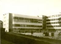 Мореходное училище в городе Холмск