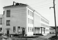 2-ая школа спустя два месяца после открытия. Ноябрь г. Макаров