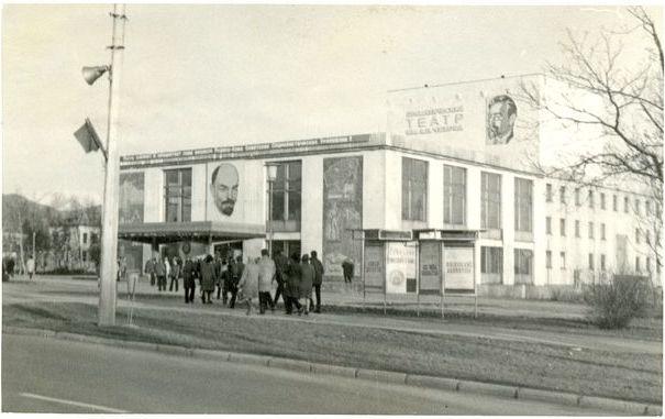 Драматический театр им. А.П. Чехова г. Южно-Сахалинск