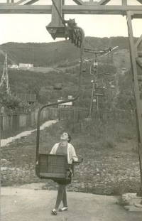 Нижняя станция канатно-кресельной дороги турбазы