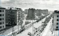 Улица Октябрьская в г. Поронайск
