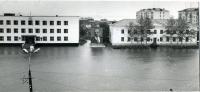 Администрация г. Поронайск. Последствия тайфуна