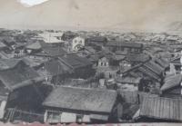 Общий вид на село Лесогорское