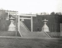 Дом пионеров и школьников. Бывший храм Маока дзинзя.