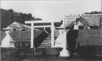 Синтоистский храм Маока дзинзя в г. Холмск