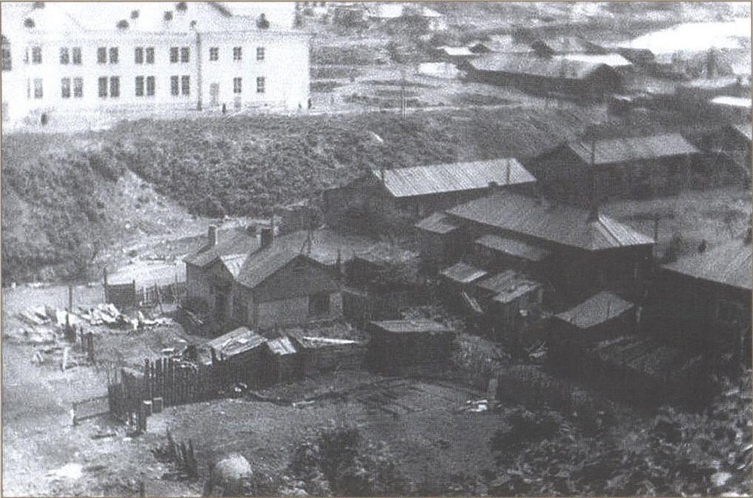 Речной тупик (место плавательного бассейна) г. Холмск