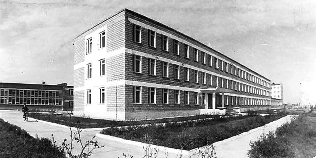 Средняя школа №7 г. Оха