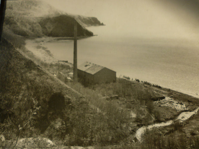 Электростанция в поселке Амбетцу