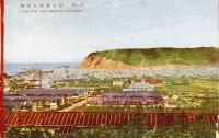 Панорама гавани г. Одомари. 3 из 4.