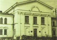Новое здание ресторана Сахалин в г. Южно-Сахалинск