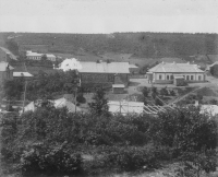 Панорама поста Корсаковского. 2 из 4.