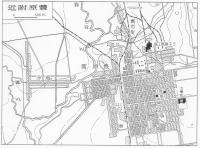Карта города Тойохара