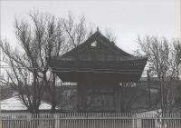 Японский храм в южной части города.