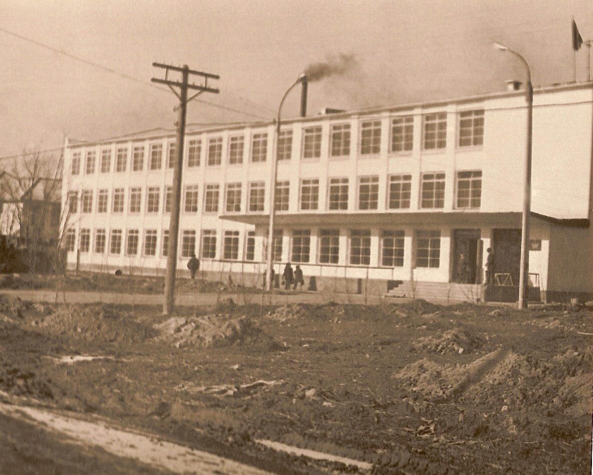Тымовская средняя школа №1