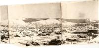 Панорама города Томари. 2 из 3.