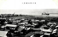 Панорама города Хонто. 2 из 3.