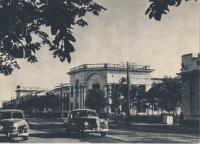 Улица Ленина в г. Южно-Сахалинске