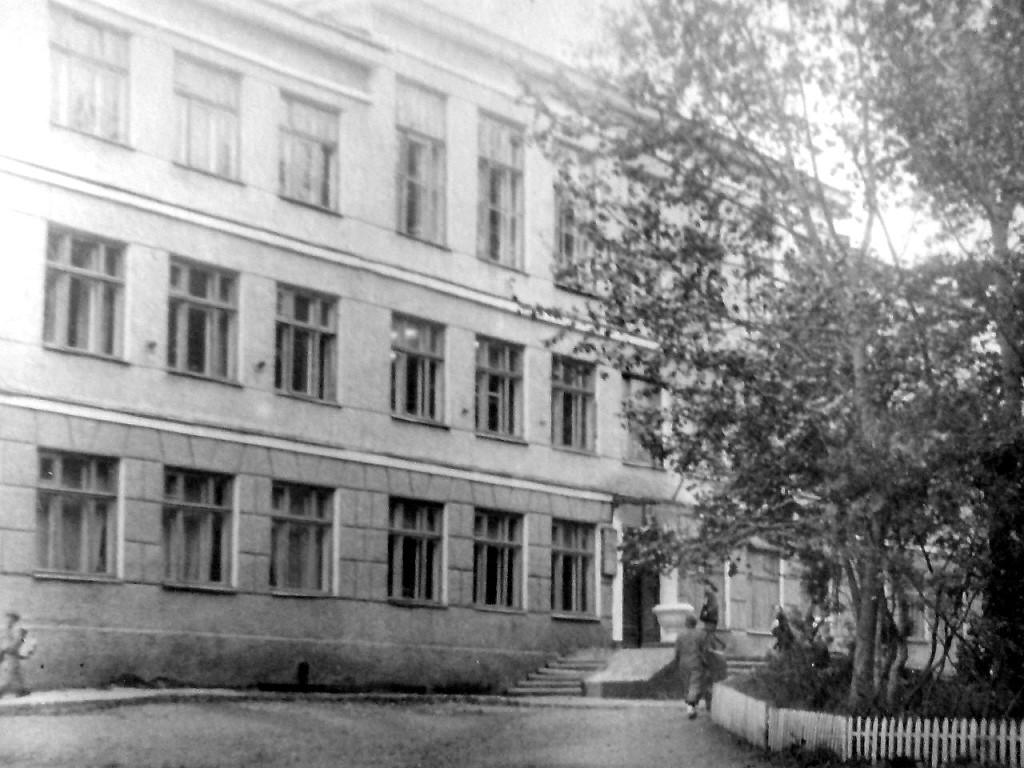 Средняя школа №1 в г. Долинск