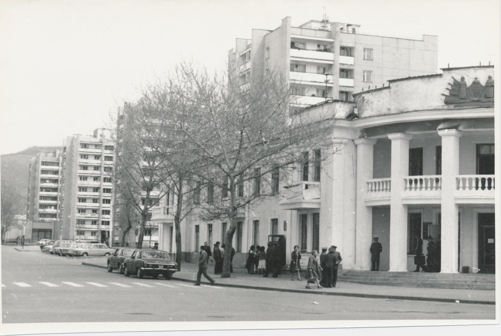 Фрагмент города (ул. Карла Маркса)