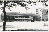 Железнодорожный вокзал г. Южно-Сахалинска