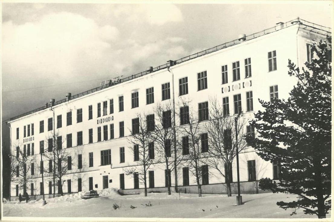 Городская больница города Южно-Сахалинска. Фотоальбом Южно-Сахалинск.