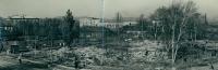 На месте будущего Областного Драматического театра.